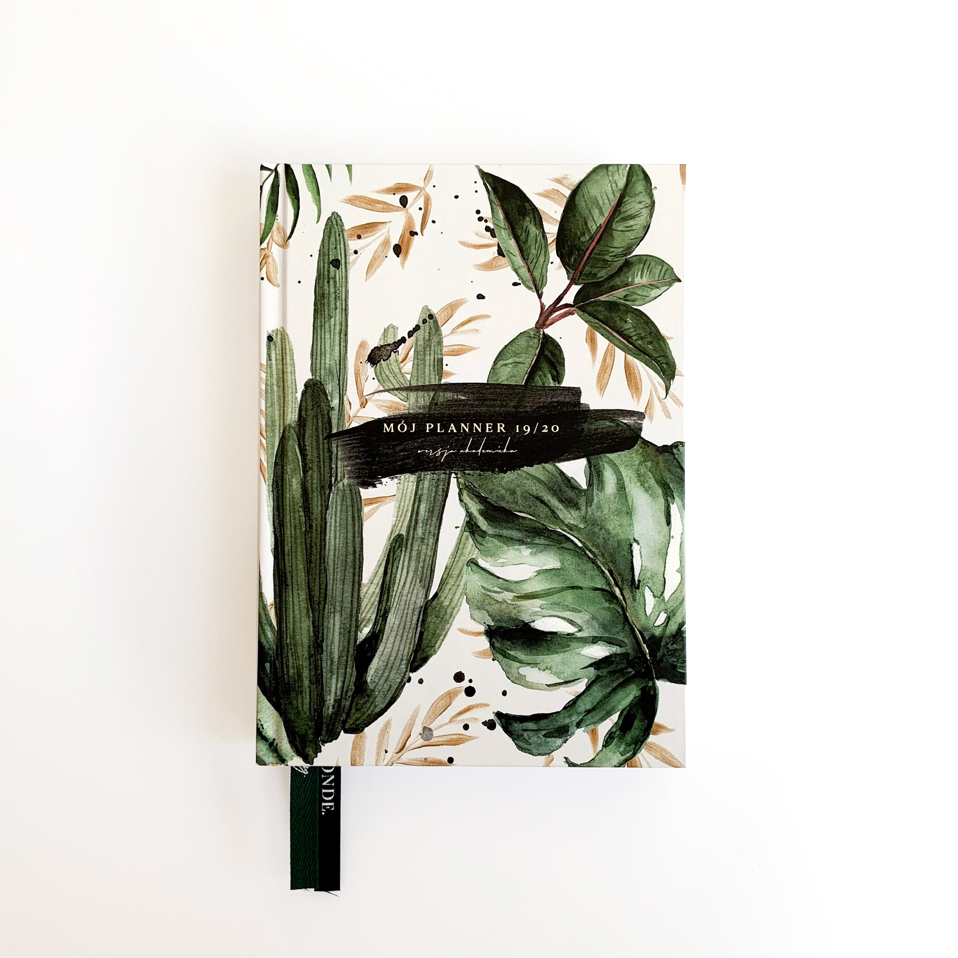 momonde kalendarz planner tropical breeze